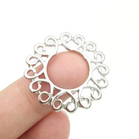 high quality Classic Fake Nipple Rings shield Pierced Heart Prevent Allergies Fake Breast Body Piercing Jewelry