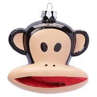 Paul Frank Mercury Glass Ornament