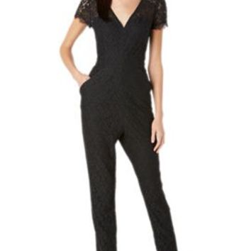 LOVE, FIRE Juniors Lace Jumpsuit | Bealls Florida