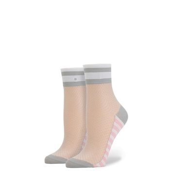 Stance for Women: Spoiled Brat Anklet Grey
