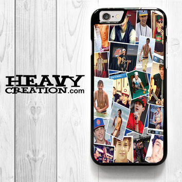 Austin Mahone for iPhone 4 4S 5 5S 5C 6 6 Plus , iPod Touch 4 5  , Samsung Galaxy S3 S4 S5 S6 S6 Edge Note 3 Note 4 , and HTC One X M7 M8 Case