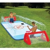 Wham-O Water Knee Hockey: Toys & Games