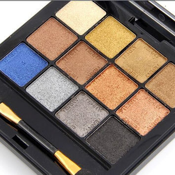 New Eye Shadow Palette Makeup Nude Naked Eyeshadow 12 Colors
