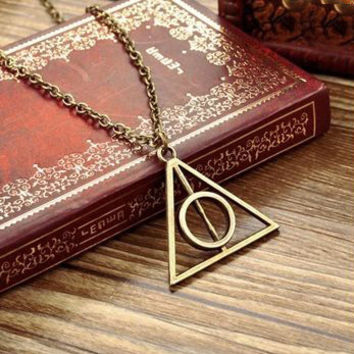 HP Hallows Necklace