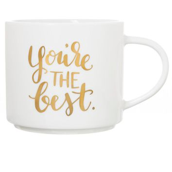 You're The Best Stackable Coffee Mug
