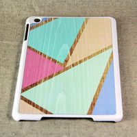 Abstract Color Piece iPad Mini Cover Case
