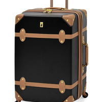 London Fog Retro 28 Expandable Spinner Suitcase - London Fog - Luggage & Backpacks - Macy's