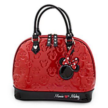 Minnie Mouse Icon Bowling Bag