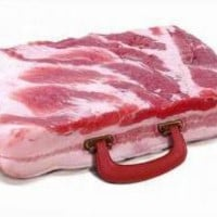 Bacon Briefcase ? Funny, Bizarre, Amazing Pictures & Videos