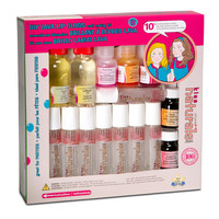 Kiss Naturals Lava Lip Gloss Making Kit