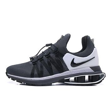 Nike Shox Gravity High Quality Newest Fashionable Woman Men Personality Running Sport Shoes Sneakers