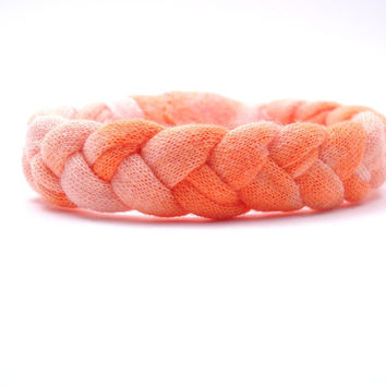Summer Orange Bracelet by AmeliaandtheOx