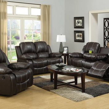 2 Piece Reclining Living Room Set