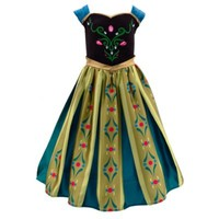 Frozen Anna Coronation Dress Costume For Kids | Disney Store