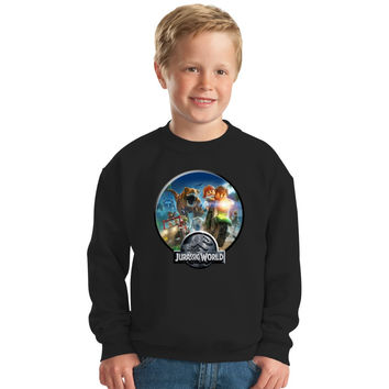 Lego Jurassic World Kids Sweatshirt
