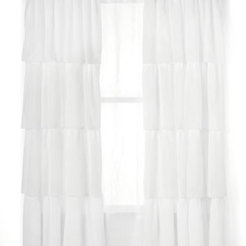Flounce Single Curtain