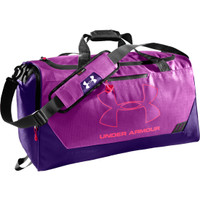 Under Armour Hustle Storm Medium Duffle Bag Dick's Sporting Goods