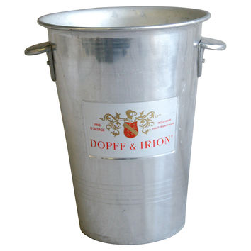 French Dopff & Irion Champagne Bucket