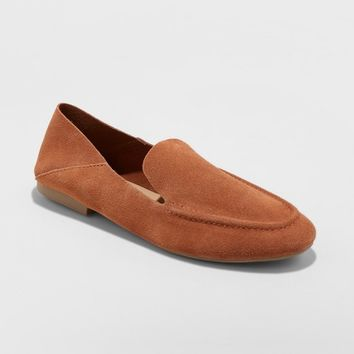 Women's Jisela Collapsible Back Loafers - A New Day™