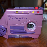 "Home Alone ""Talkgirl"" in near mint condition"