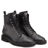 Chris Low - Boots - Black | Giuseppe Zanotti - US