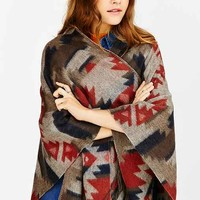 Pendleton Mountain Majesty Blanket Poncho