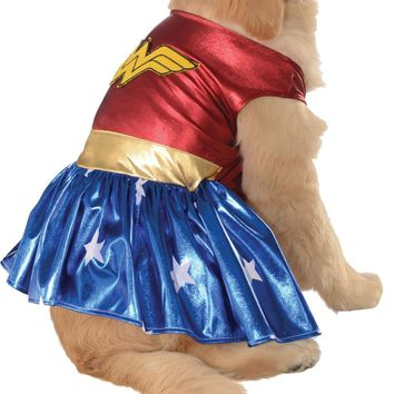 Pet Costume Wonder Woman  for 2017