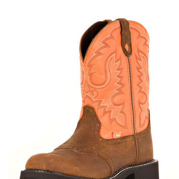 Justin Women's Bay Apache Boot - L9907