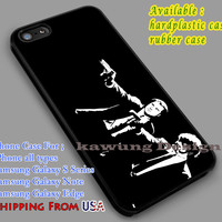 Fiction | Pulp Fiction | Film iPhone 6s 6 6s+ 6plus Cases Samsung Galaxy s5 s6 Edge+ NOTE 5 4 3 #movie #PulpFiction dl2