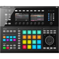 Native Instruments Maschine Studio Software Instrument Controller (Black) - Soundbase Megastore