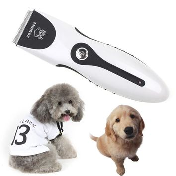 Dog Rechargeable Hair Trimmer