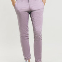 LILAC ULTRA SKINNY TROUSERS - New This Week - New In