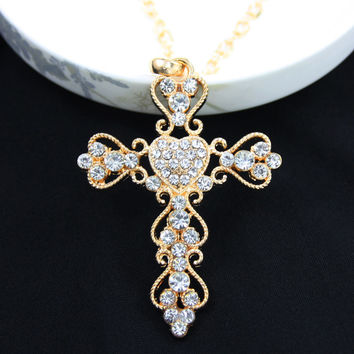 Vintage Cross Jewelry