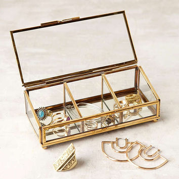 Keepsake Glass Display Box | Urban Outfitters