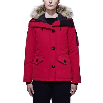Canada Goose Montebello Parka Women Coat| Best Deal Online