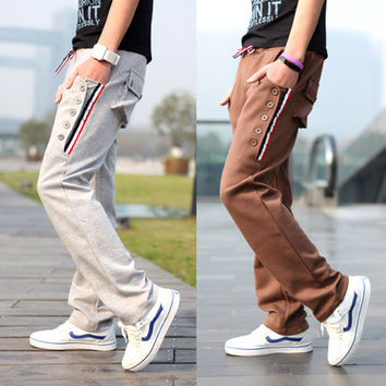 Summer Men Casual Superman Pants [6544569027]