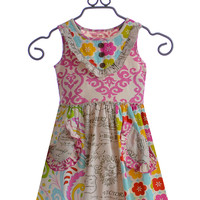 Mustard Pie Summer Dress Scrappy Ramona
