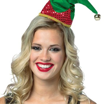 Elf Hat Headband for Christmas