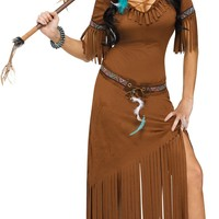 Indian Summer Adult costume 10-14 for 2017