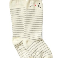 Cat knee high socks | Gap