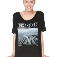 Brandy ♥ Melville |  Ashley Los Angeles Top - Just In