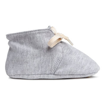 H&M Soft Cotton Shoes $14.99
