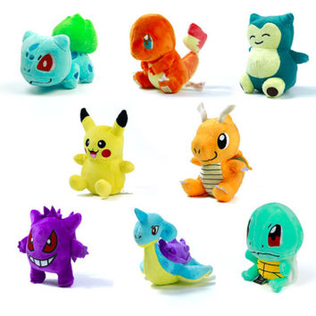 Adorable Pokemon Go Plushies