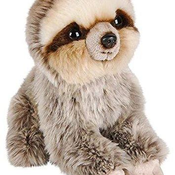 "Wildlife Tree 7"" Stuffed Sloth Plush Floppy Animal Heirloom Collection"