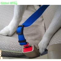 Brand 100% High Quality Soft New Styles Dog Pet Car Travel Safe Seat Belt for All Cars