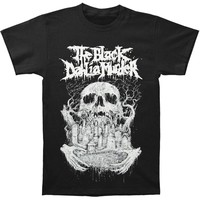 Black Dahlia Murder Men's  Into The Everblack T-shirt Black Rockabilia