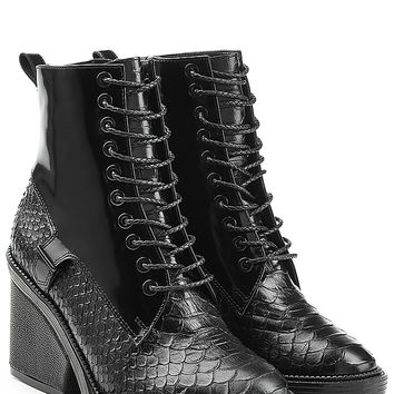 Robert Clergerie - Leather Ankle Boots