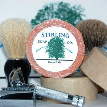 Stirling Soap Co. - Grapefruit- Sample