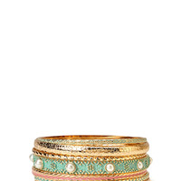 Bright Bangle Set