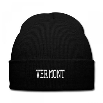 VERMONT EMBROIDERY Knit Cap